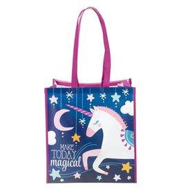 Stephen Joseph Large Recycled Gift Bag - Unicorn