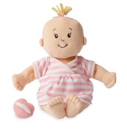 Baby Stella Baby Stella Peach with Yellow Hair