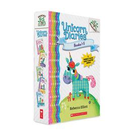 Scholastic Unicorn Diaries Boxed Set #1-5