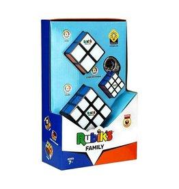 Rubik's Rubik's Family Set