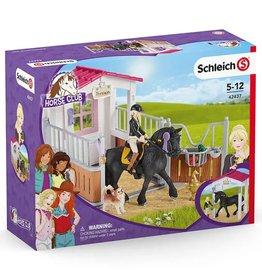 Schleich Horse Box with Horse Club Tori & Princess