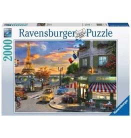 Ravensburger Paris Sunset 2000pc