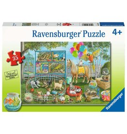 Ravensburger Pet Fair Fun 35pc