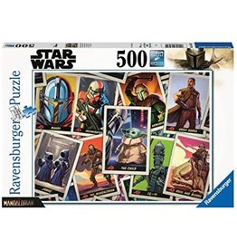 Ravensburger In Search of The Child 500pc