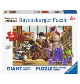 Ravensburger Disney Toy Story: Playing Around 60pc Floor Puzzle