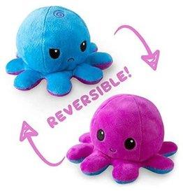 Reversible Octopus Mini - Purple/Blue