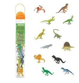 Safari Carnivorous Dinos Toob