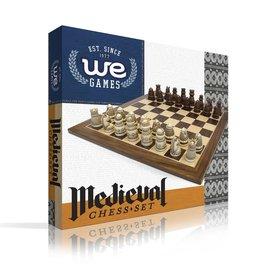 "15"" Medieval Chess Set"