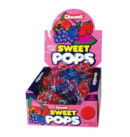 Charms Sweet Pops  Assorted