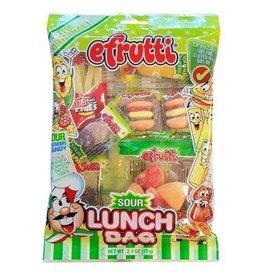 E-Frutti Gummi Sour Lunch Bag