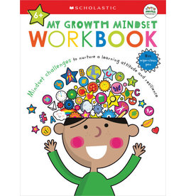 Scholastic Early Learners: My Growth Mindset Workbook