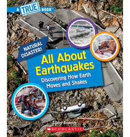 Scholastic All About Earthquakes