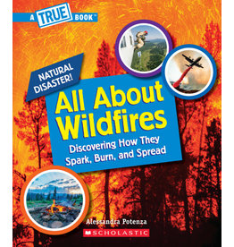 Scholastic All About Wildfires