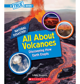 Scholastic All About Volcanoes