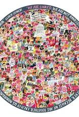 eeBoo 500pc-Puzzle: Women's March