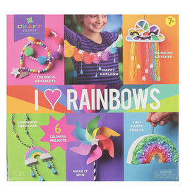 Ann Williams I Love Rainbows Kit