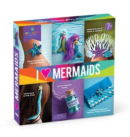 Ann Williams I Love Mermaids Kit