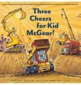 Chronicle Books Three Cheers for Kid McGear