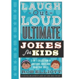 Harper Collins Laugh-Out-Loud Ultimate Jokes for Kids