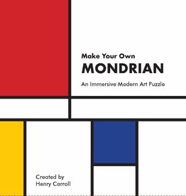 Chronicle Books Make Your Own Mondrian