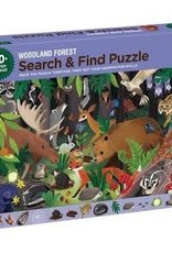 Chronicle Books 64pc Puzzle: Woodland Forest Search & Find