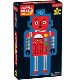 Chronicle Books 50 pc Puzzle: Robot