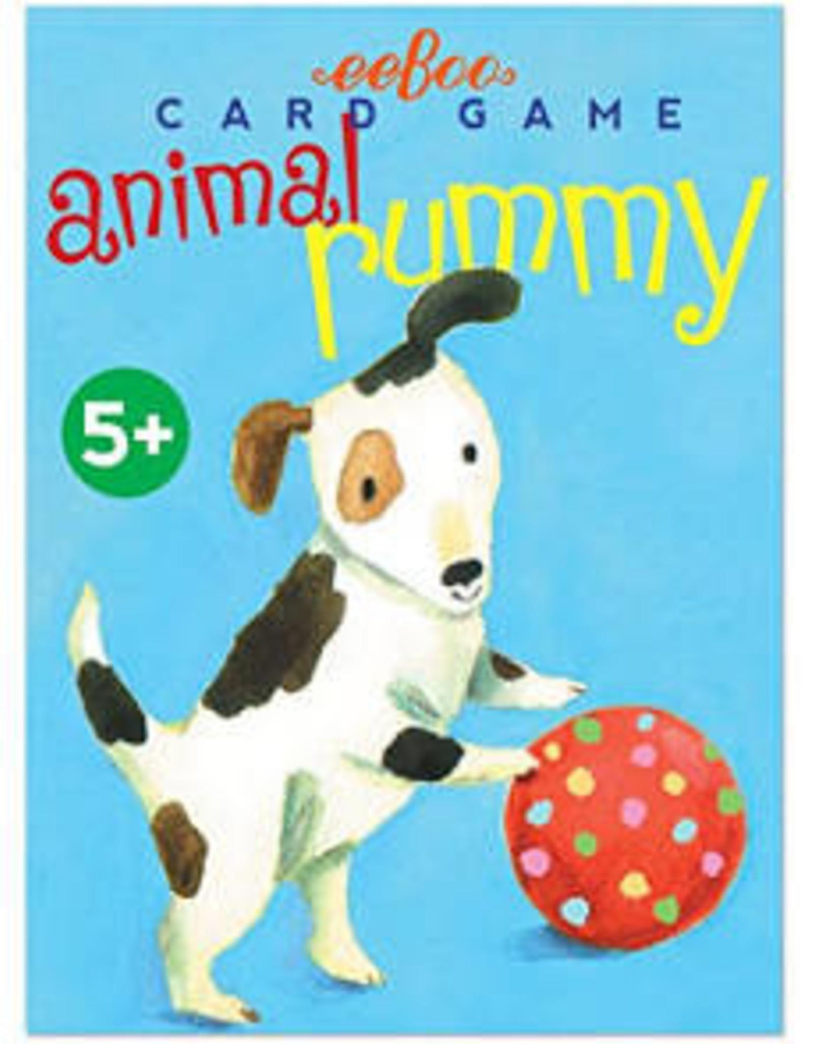 eeBoo Animal Rummy