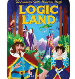Gamewright Logic Land