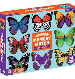 Chronicle Books Memory Match: Butterflies