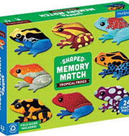 Chronicle Books Memory Match: Tropical Frogs