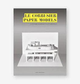 Chronicle Books Le Corbusier Paper Models
