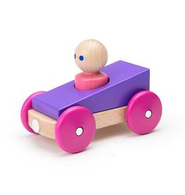 Tegu Magnetic Racer: Purple