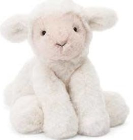 Jellycat Smudge Lamb: Medium 14""