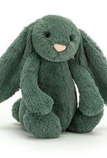 "Jellycat Bashful Forest Bunny: Medium 12"""