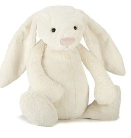 Jellycat Bashful Cream Bunny: Really Big 31""
