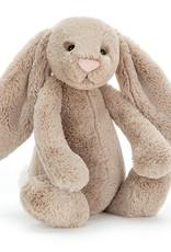 """Jellycat Bashful Beige Bunny: Large 15"""""""