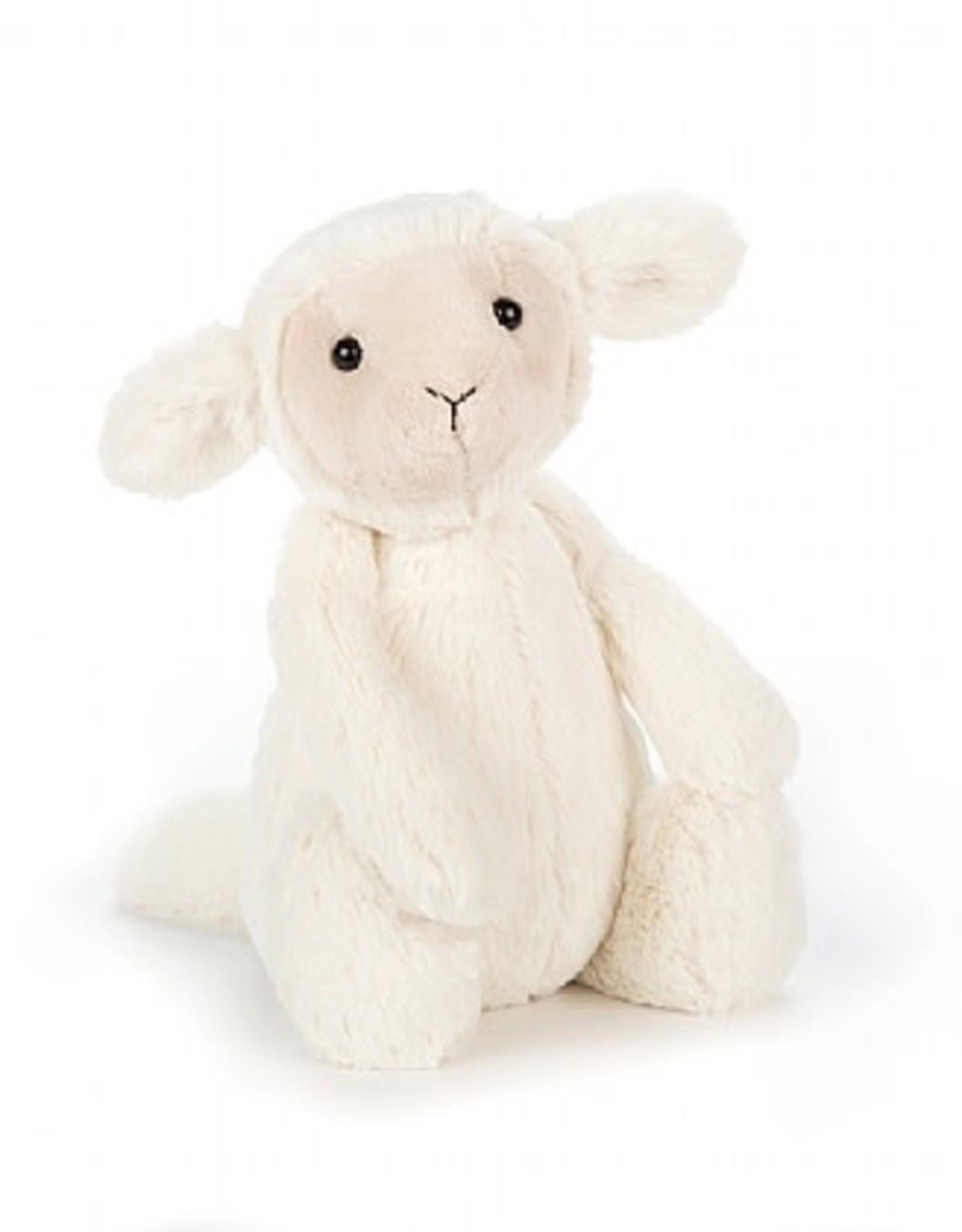 """Jellycat Bashful Lamb 12"""""""