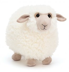Jellycat Rolbie Sheep: Small 8""