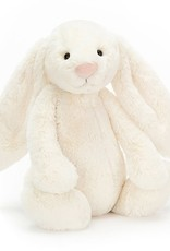 "Jellycat Bashful Cream Bunny: Large 15"""