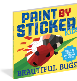 Workman Publishing Paint by Sticker Kids: Beautiful Bugs
