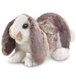 Folkmanis Puppet: Baby Lop Rabbit