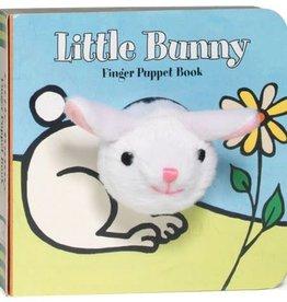 Chronicle Books LITTLE BUNNY: FINGER PUPPET BOOK BB