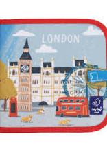 Jaq Jaq Bird Cities Chalk Book: London