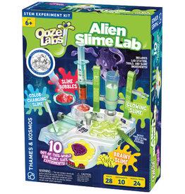 Thames & Kosmos UFO Alien Slime Lab