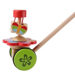 Hape Push Toy: Dancing Butterflies