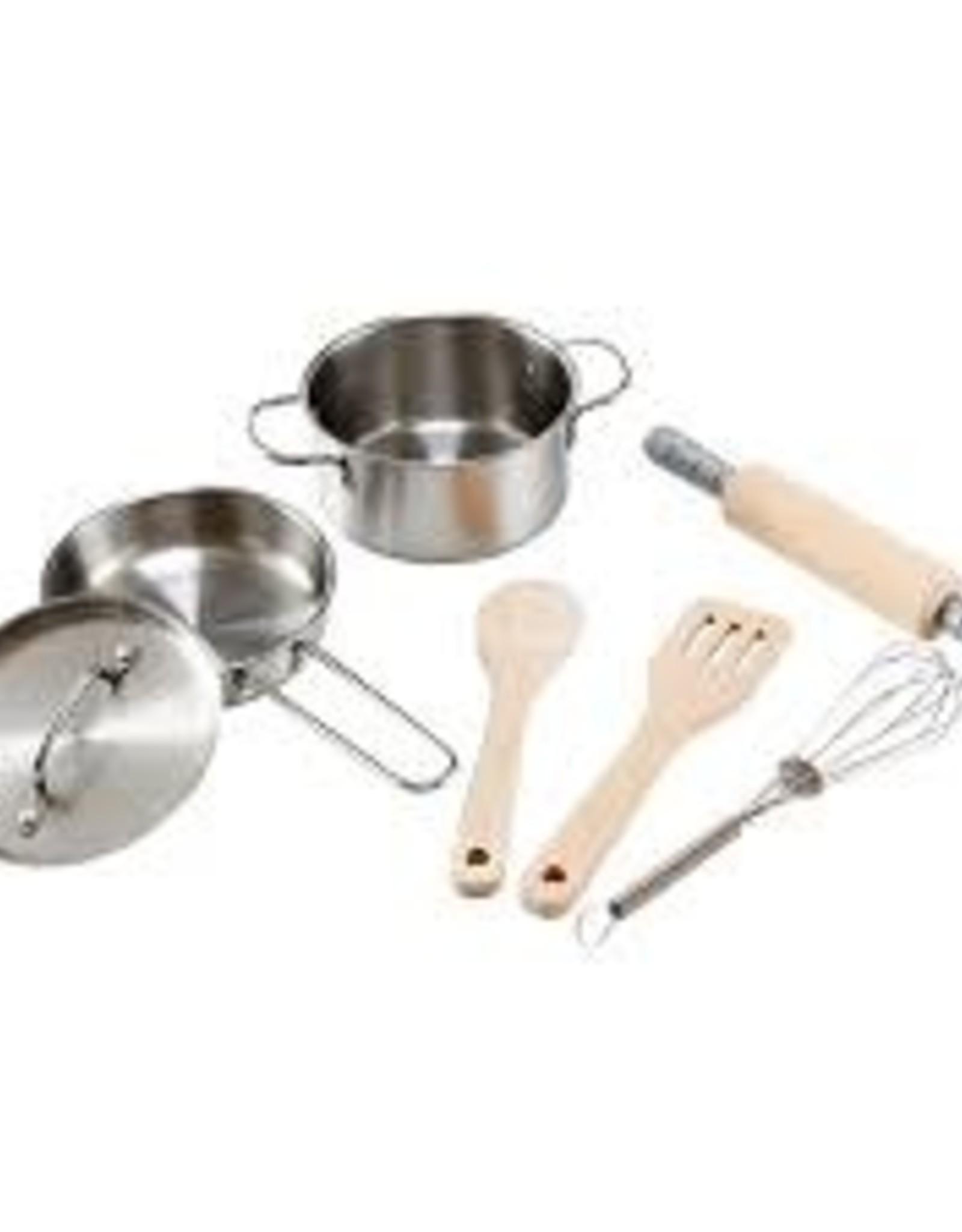 Hape Chef's Cooking Set