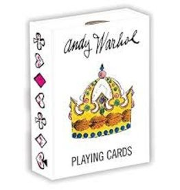 Chronicle Books Playing Cards: Warhol