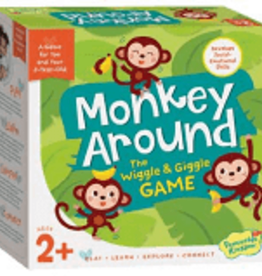 Peaceable Kingdom Monkey Around Time for Two
