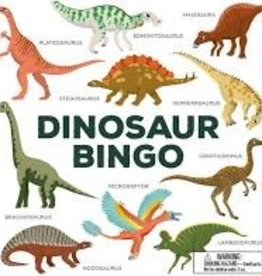 Chronicle Books Dinosaur Bingo