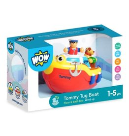 WOW Tommy Tug Boat (bath toy)